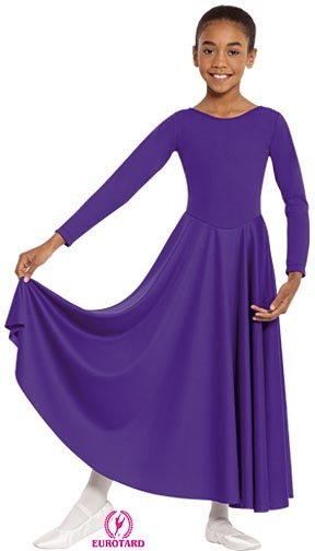 Liturgical Dance Dress