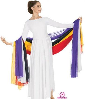 Worship Dance Scarf/Veil/Sash