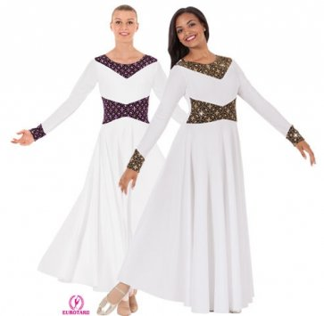Royalty Liturgical Dance Dress