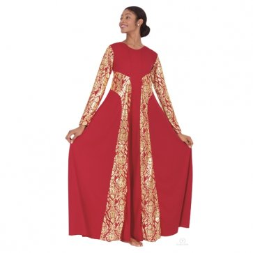 Revival Praise Dress - Red