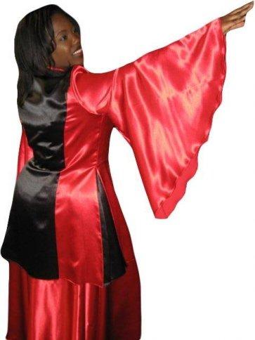 Glorious Praise Worship Dance Garment