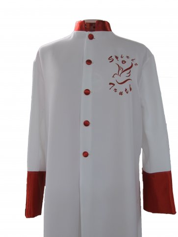Ultimate Priest Cassock Prophetic Ministry Robe