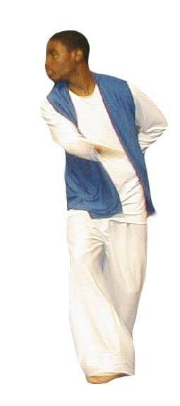 Knit Dance Vest