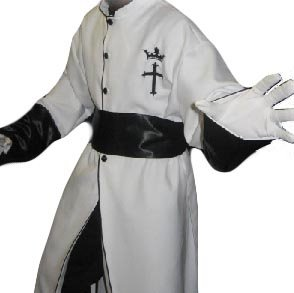 Holiness Mime Robe