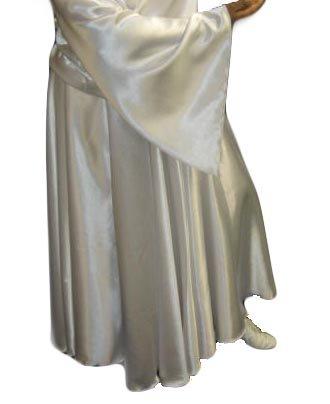 Satin Praise Dance Skirt