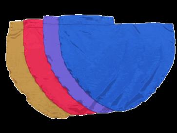 Praise Dance Fan Flags - Silk Essence