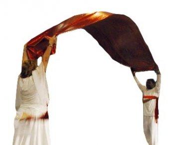 Worship Billow Banner