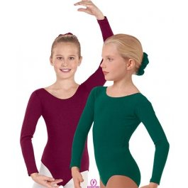 Long Sleeve Liturgical Dance Leotard