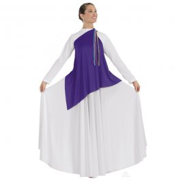 Quiet Prayer Streamer Tunic