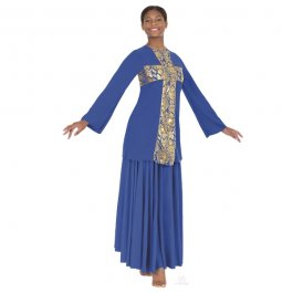 Revival Praise Dance Top