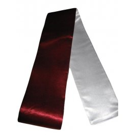 Reversible Satin Praise Dance Sash