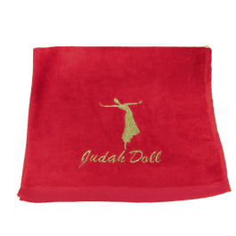 Personalized Embroidered Hand Towel