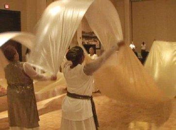 Worship Dance Billow