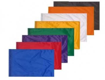 China Silk Prais Flags