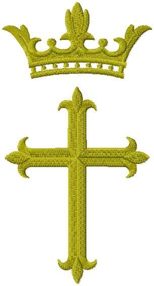 Cross/Crown