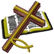 Cross/Bible