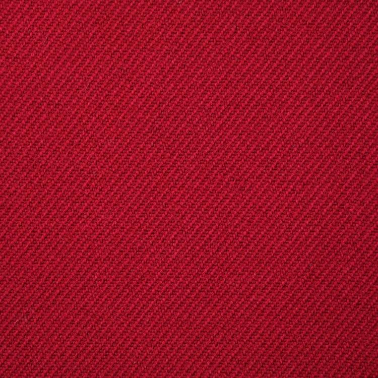 Red Gabardine