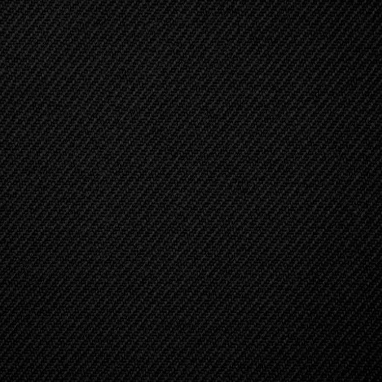 Black Gabardine