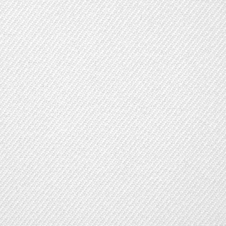 White Gabardine
