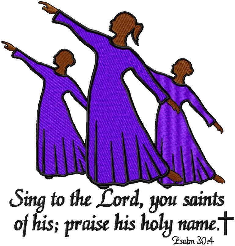 Praise Dance Trio #1