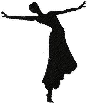 Praise Dancer #1