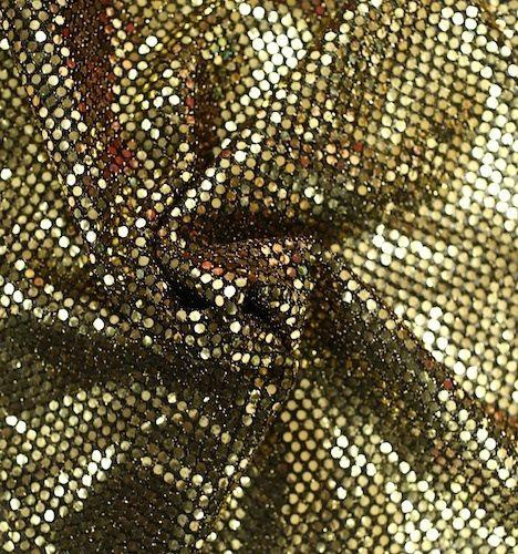 Gold Confetti Dot