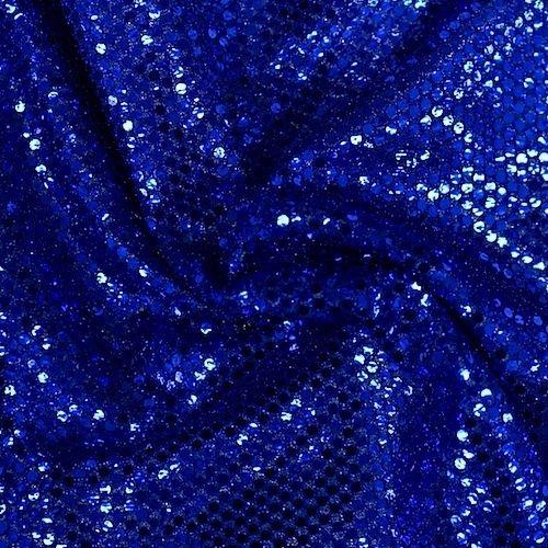 Blue Confetti Dot